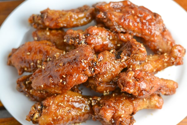 Crispy Korean Fried Chicken Wings - Salu Salo Recipes