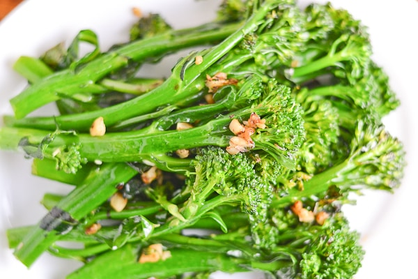 how to cook fresh broccolette