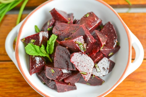 Beet and Herb Salad
