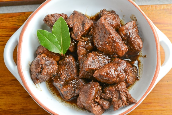 Pork Adobo - Salu Salo Recipes