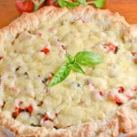 Savory Tomato Pie