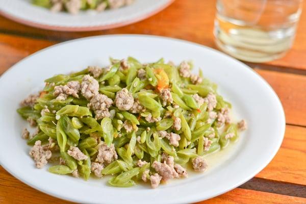 Sauteed Green Beans - Salu Salo Recipes