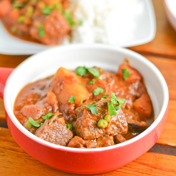 Slow Cooker Beef and Vegetable Stew - Salu Salo Recipes