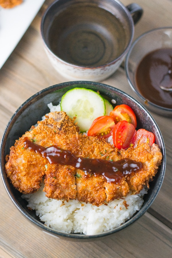 Tonkatsu (Japanese Pork Cutlets) - Salu Salo Recipes