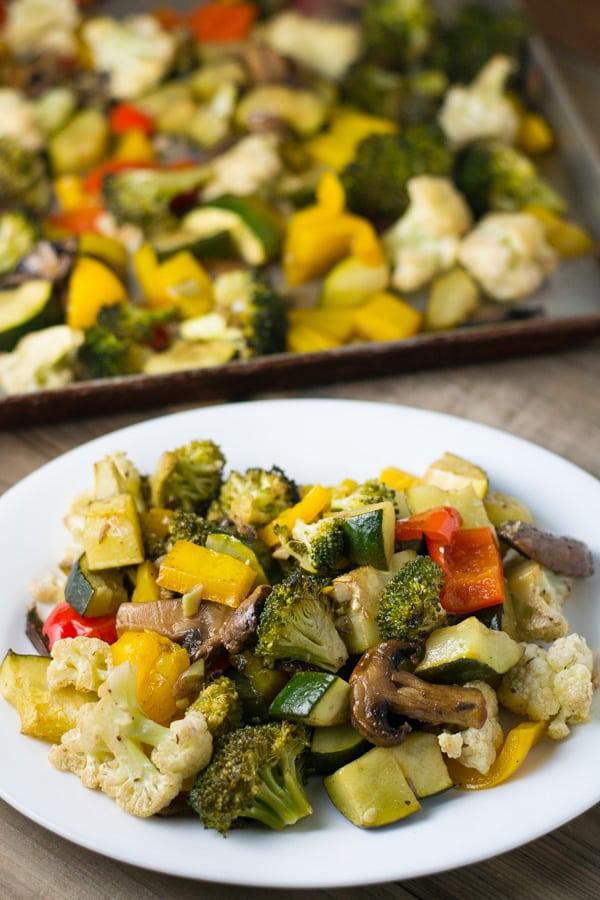 Roasted Vegetable Medley
