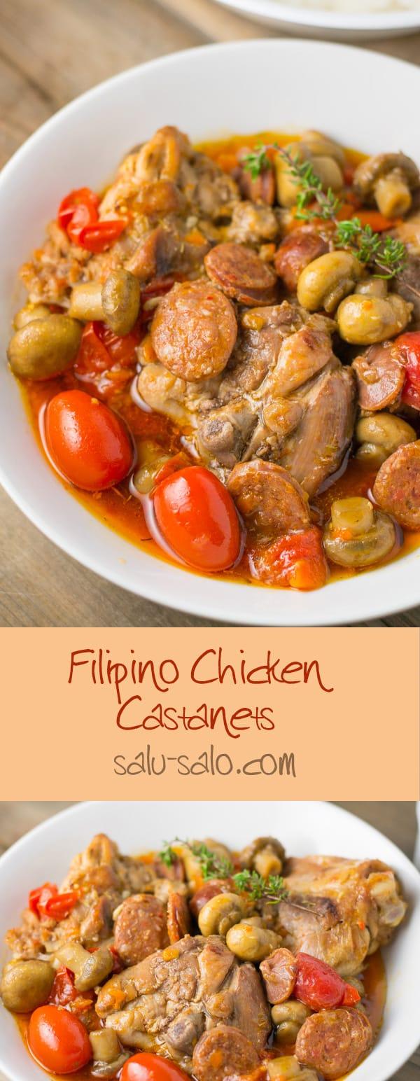 Chicken Castanets