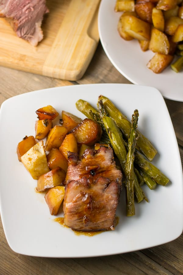Slow Roasted Honey Glazed Pork - Salu Salo Recipes