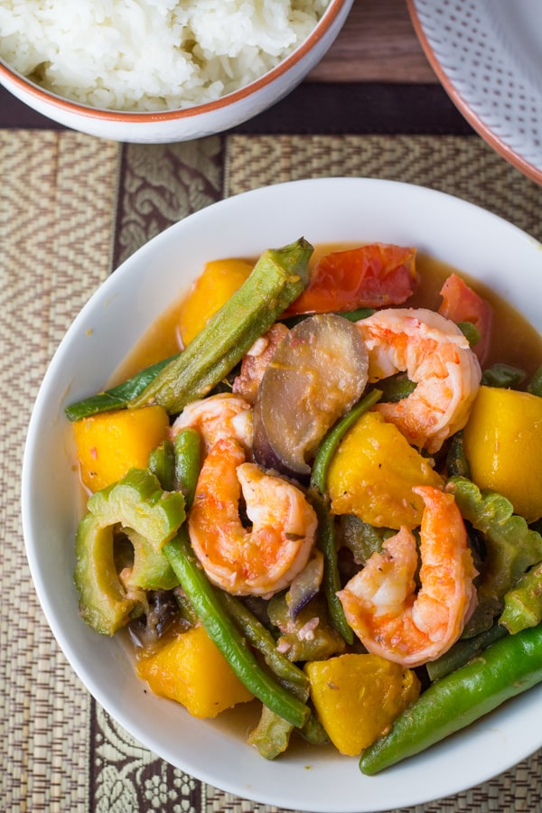Pinakbet Pakbet Filipino Vegetable And Shrimp Stew Salu Salo Recipes