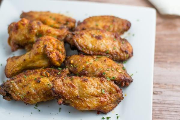 Peri Peri Chicken Wings
