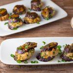 Shrimp Stuffed Eggplant