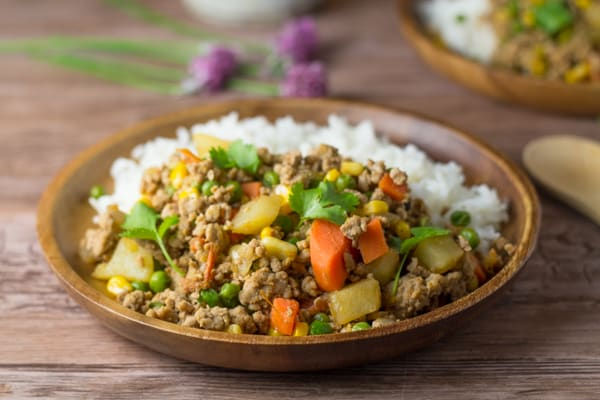 Ground Pork With Corn Green Peas And Potato Salu Salo Recipes