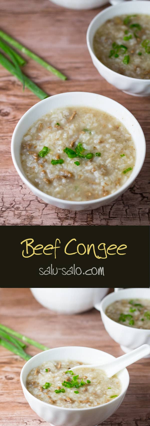 Beef Congee