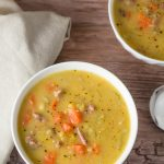 Split Pea and Ham Bone Soup