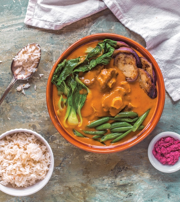 Kare-kare (Oxtail with Vegetables in Peanut Sauce) - Quintessential Filipino Cooking