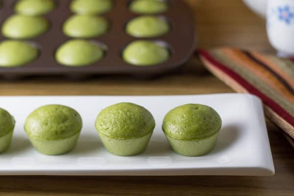 Green Tea Matcha Version