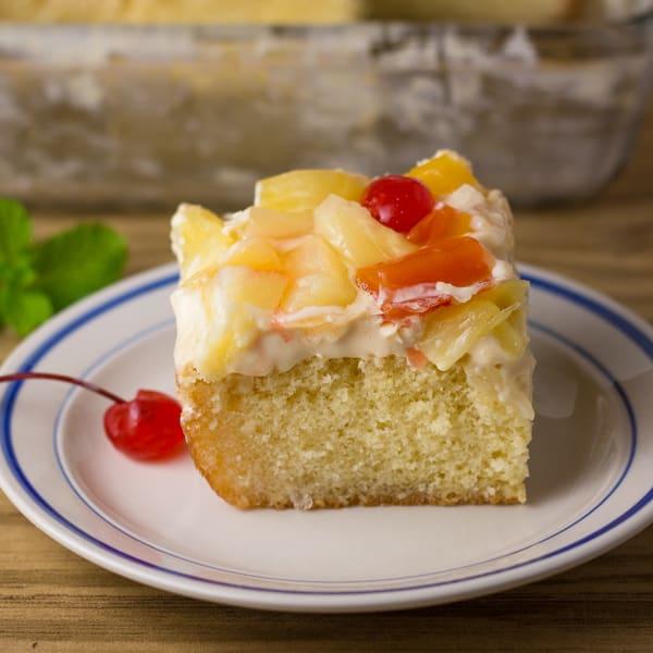 Crema de Fruta served